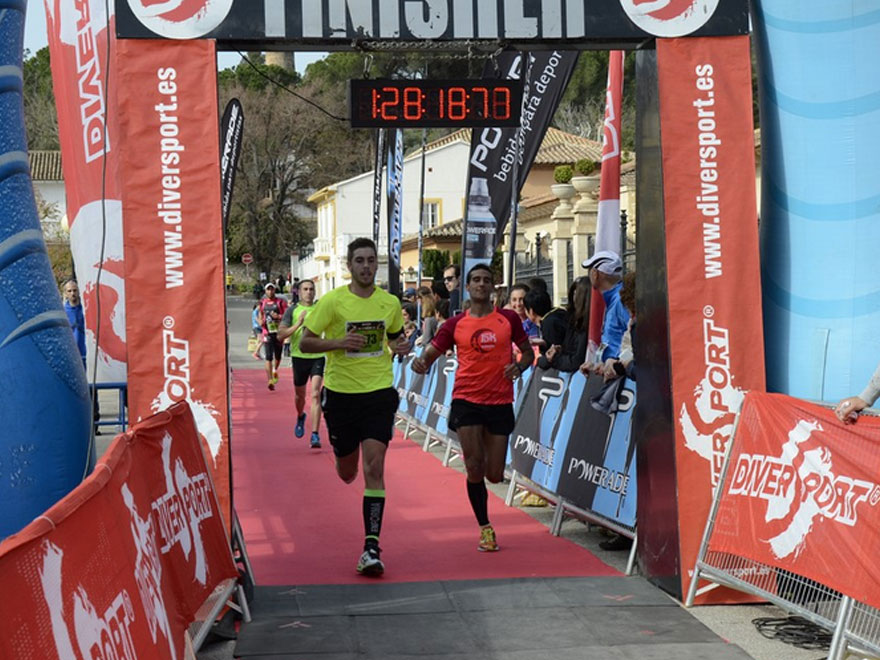 Entrada-meta-ivan-moreno-media-maraton-vias-verdes-ojos-negros-21k